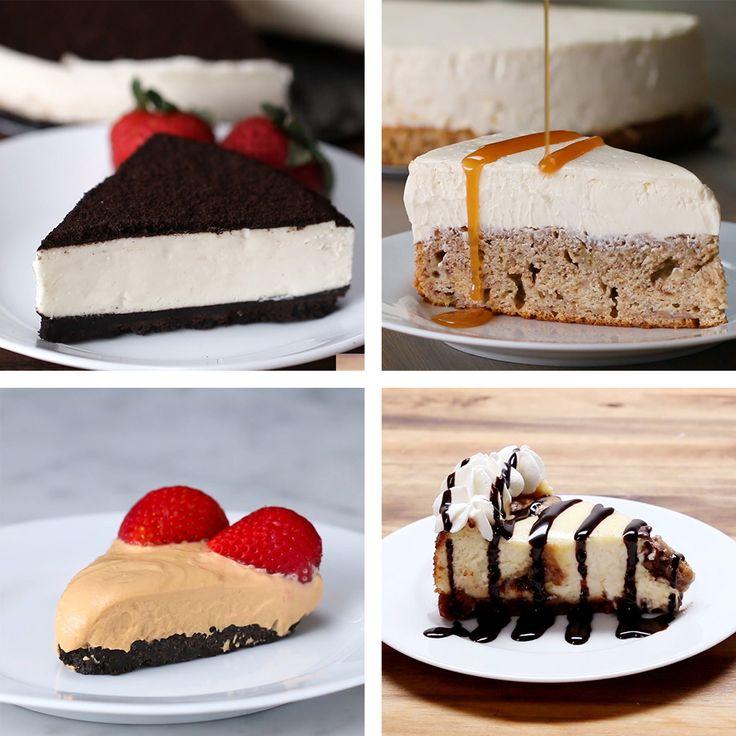 6 Cheesecake Recipes