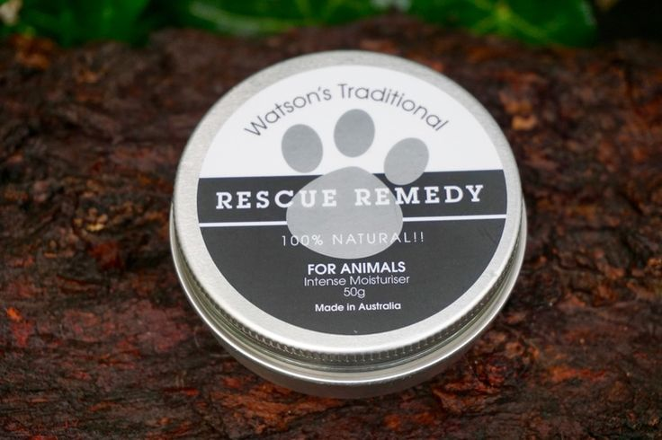 Watsons Traditional Animal Rescue Remedy 50g