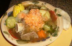 Caldo de Rez - Beef soup