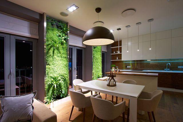 Legyen bent a kert a lakásban! | design.hu