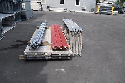 61 m² gebrauchtes Gerüst mit Alu-Robustböden Layher Assco MJ (131133)