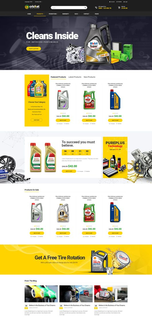 This best Magento 2 Electronics Theme is shown best for your Electronic store, Tool store, Fashion store. Also, it allows to custom endlessly and easily