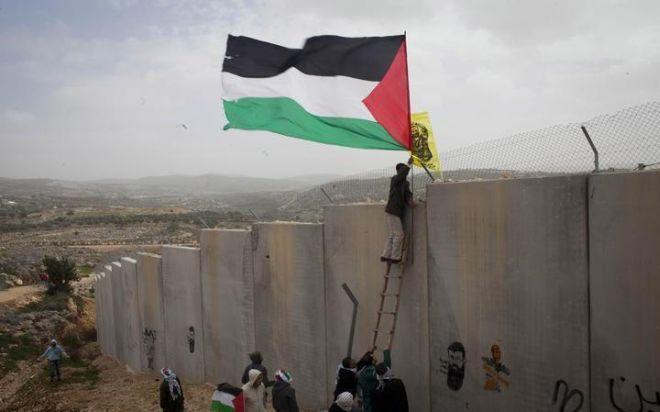 Os muros da vergonha na Palestina