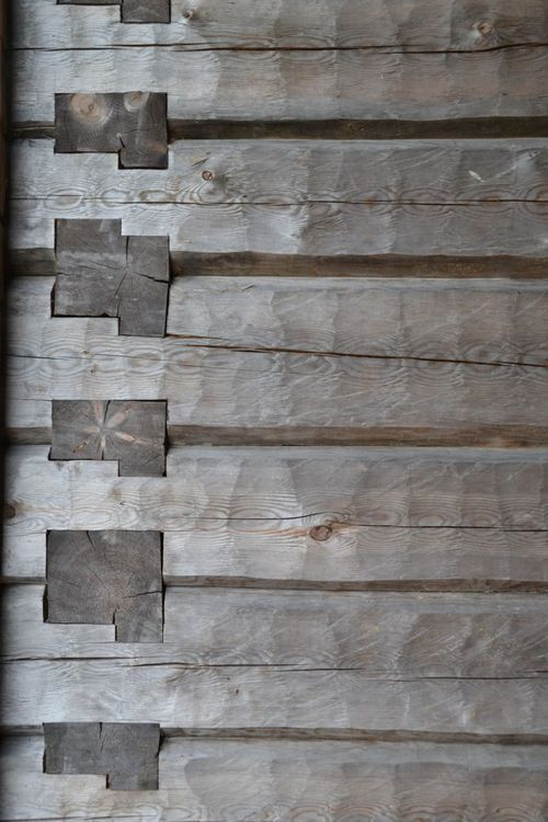 Nokw Wood Joints Details
