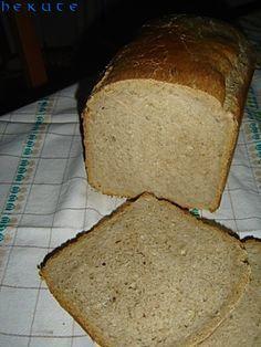 1077. dokonalý chléb od hekute - recept pro domácí pekárnu