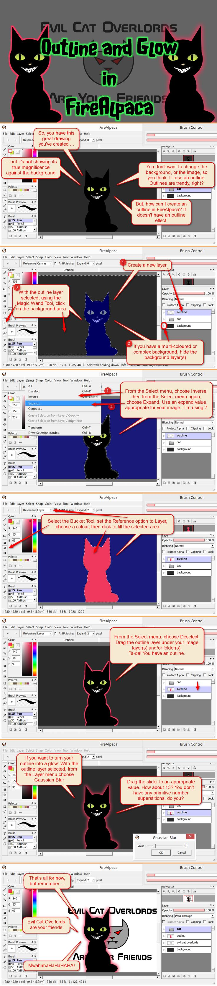 firealpaca how to start drawing