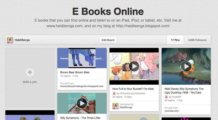 11 Kid Friendly Sites to Watch Free Storybooks Online | Heidi Songs