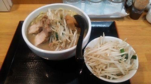 「味噌ラーメン(野菜大盛)」@味噌麺処 花道の写真