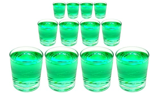 Best alcohol shots to order, and what's in them. Wish I'd had this last weekend ;) some of these sound good others I read the ingredients and I throw up a little in my mouth