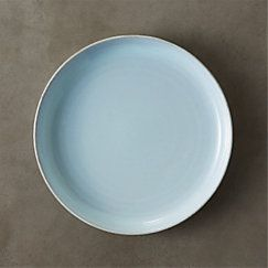$10 View larger image of natural clay dinner plate
