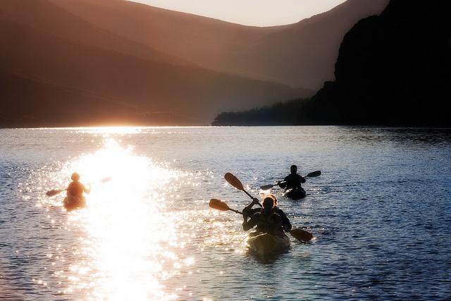 Kayaking in Gros Morne