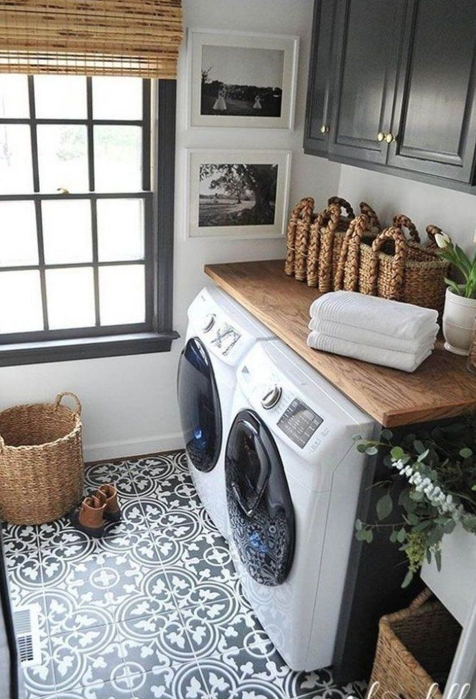 board over the washer dryer kitchendecoratingideas on effectively laundry room decoration ideas easy ideas to inspire you id=19362