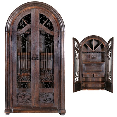vintage cabinet want this but it s almost 14 000 yikes wine cellar 27968