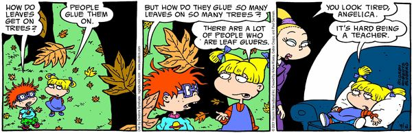 Rugrats for 9/2/2017