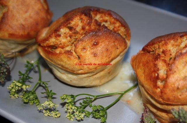 muffins de queso crema san simón y jamón more muffins de cream ...