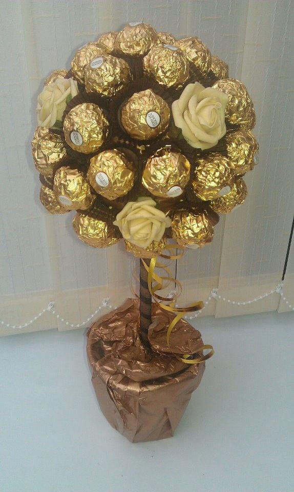 Topiario de Ferreros Roche.