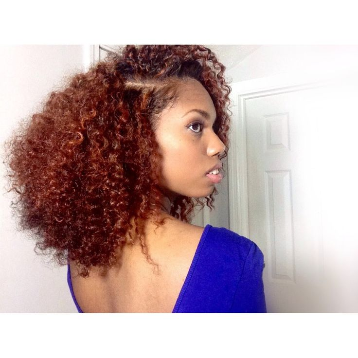 Braid-Out on Blown-Out Natural Hair [Video] - Black Hair Information Community