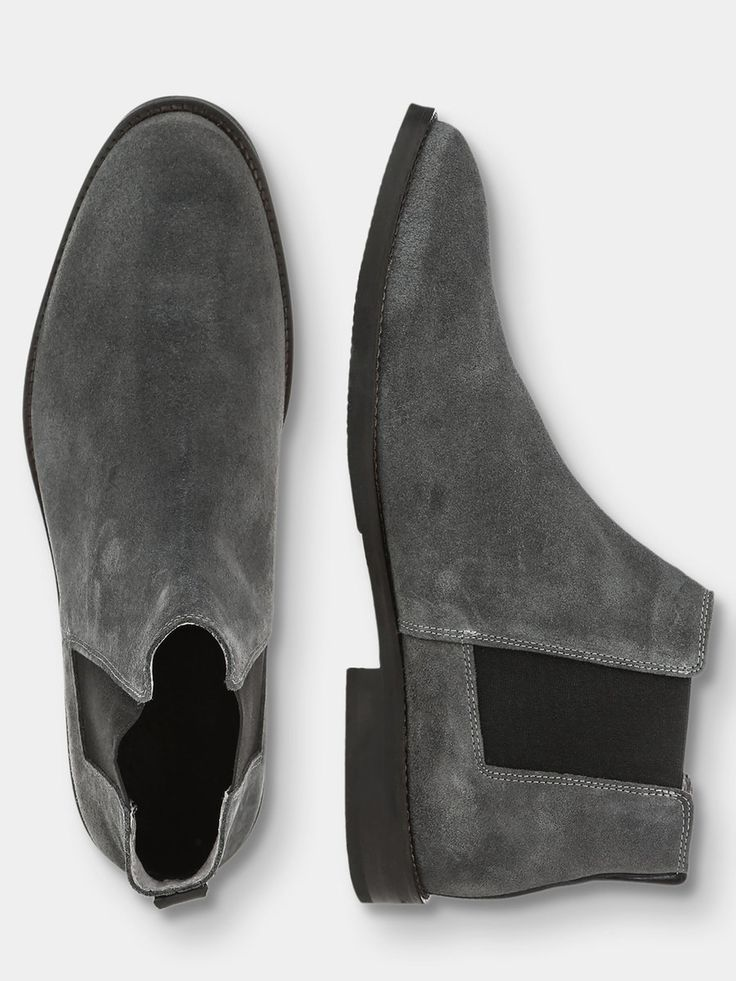 CHELSEA BOOTS  /  BIANCO