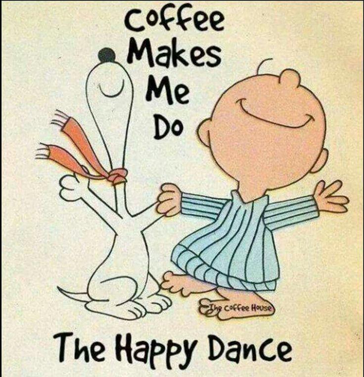 Coffee Dance!