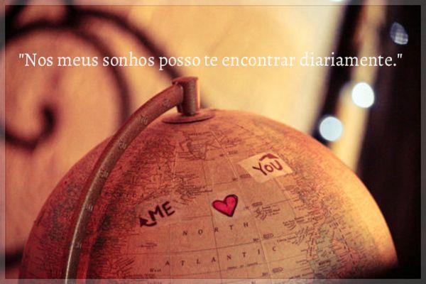 Frases de amor á distância