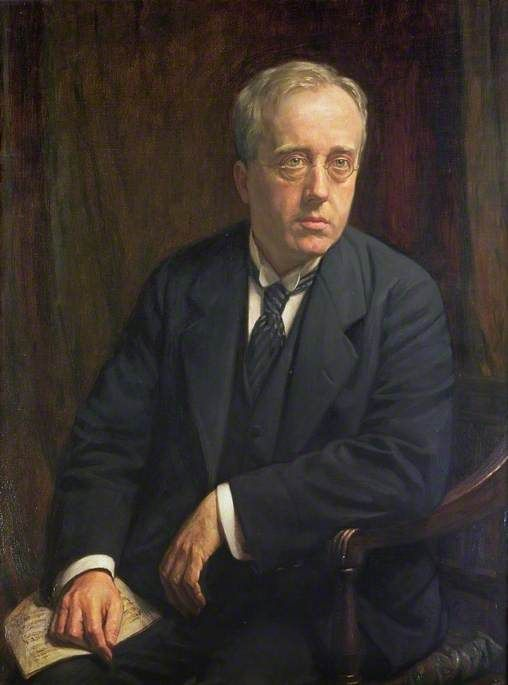 "English composer Gustav Holst (1874–1934) is perhaps best known for his orchestral suite ""The Planets."""