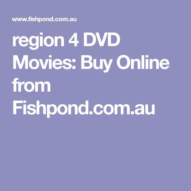 region 4 DVD Movies: Buy Online from Fishpond.com.au