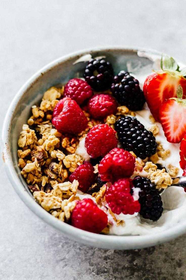 Breakfast Recipes 2016 5 27 Sprouted Buckwheat Yogurt Bowl >> 495 Best Breakfast Bowls Images On Pinterest Breakfast Cereal