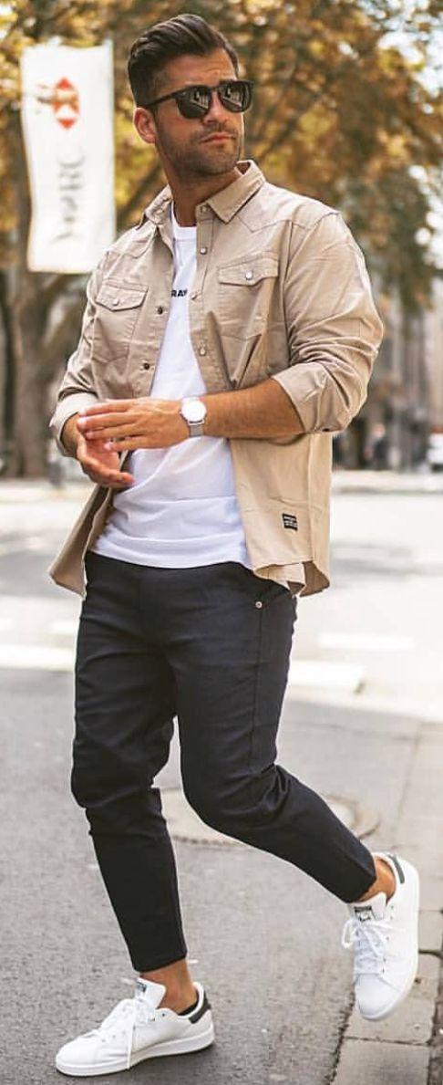 eed8a4480fc Casual Elegant Style, Elegant Man, Italian Mens Fashion, Men Fashion,  Italian Street. Visit. June 2019