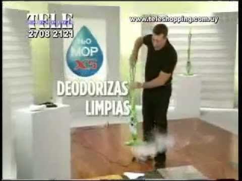 Cuando hace contacto con las superficies del piso, la suciedad y la mugre se eliminan en cuestión de segundos. Simplemente desconecta el generador de vapor d...