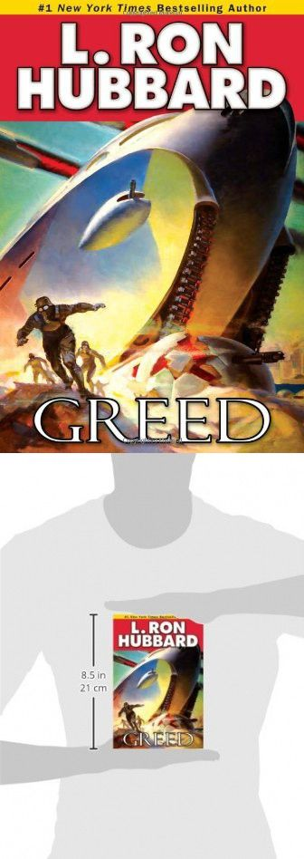 Greed (Stories from the Golden Age) (Science Fiction & Fantasy Short Stories Collection)