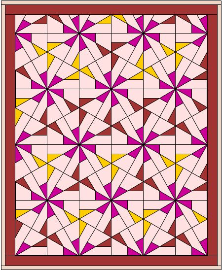 Ready to broaden your EQ7 skills? This lesson accompanies the article, Silver Snowflakes, on page 70 in the WinterJanuary/February 2013 of Modern Quilts Unlimited. Enjoy!   Adding gradients