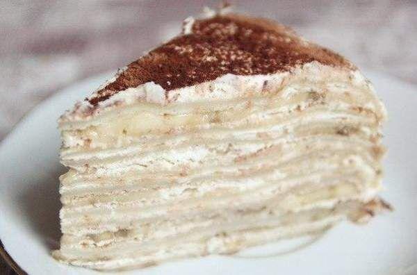 "Торт ""минутка"" без выпечки"