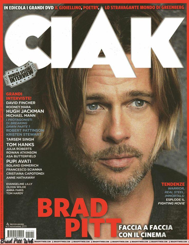 Brad Pitt   Brad Pitt Magazine Covers   Pinterest