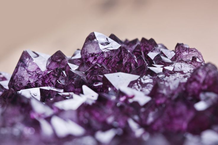 how to clean an amethyst crystal