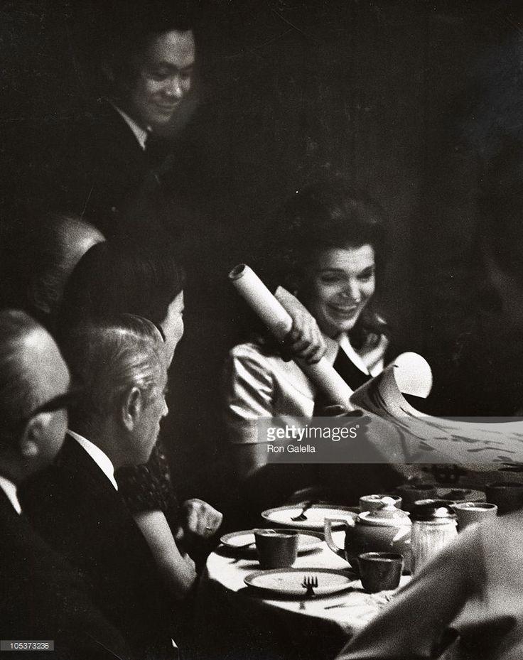 EVGENIA GL Jackie Kennedy Onassis, Aristotle Onassis, and Doris Duke
