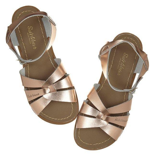 Salt Water Sandals Original Rose Gold Adult ✓Shop Salt Water Sandals online bij Little Wannahaves ✓Bezoek onze winkel in Utrecht ✓Unieke items voor Kinderen