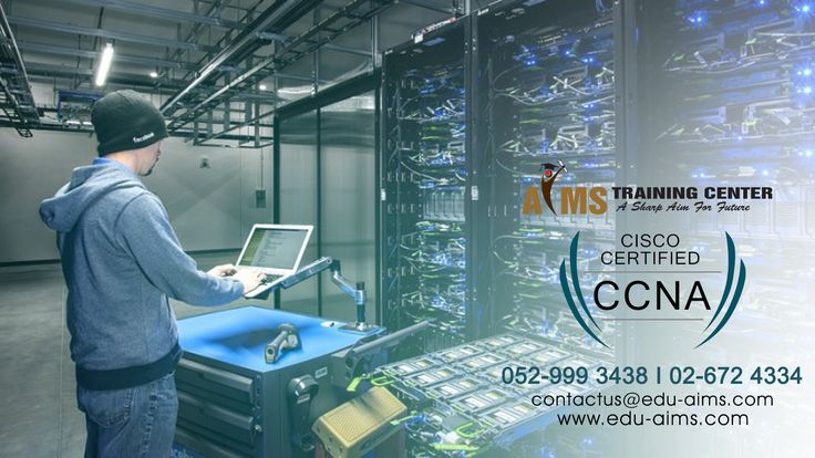 In this course you will learn the fundamental concepts of networking & apply this knowledge to the configuration of a router & switch for more details log on to: http://www.edu-aims.com/course/ccna/ call us on : 0529993438 mail id : contactus@edu-aims.com #ccna,#ccnp,#networking,#routing,#switching,#cisco,#networkengineer,#networking,#ccda,#certification,#ccnasecurity,#networktechnician,#ccnasecurity,#computernetworking,#courses,#training,#newbatch,#security