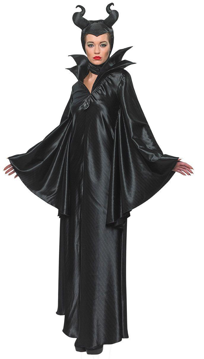 Maleficent Movie Costume Dossier Halloween Maquillage Reine De