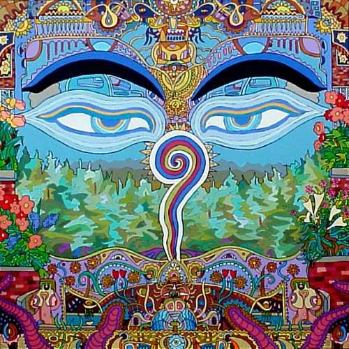 """Ronen Reblogs, odayaka: buddha's eyes - by Kris Hoglund Would...buddha's eyes  """"The best index to a person's character is how he treats people who can't do him any good, and how he treats people who can't fight back."""" ― Abigail Van Buren"""