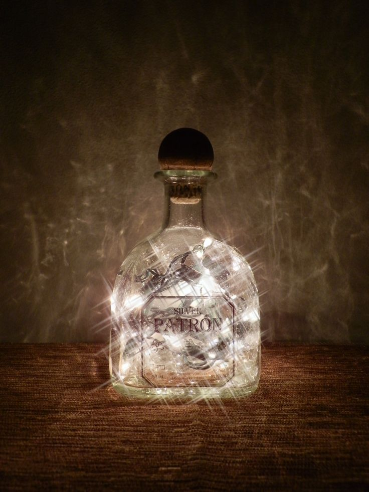 I have this patron silver bottle This