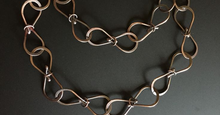 Copper, Glass and Recycled Trash: Fused Links