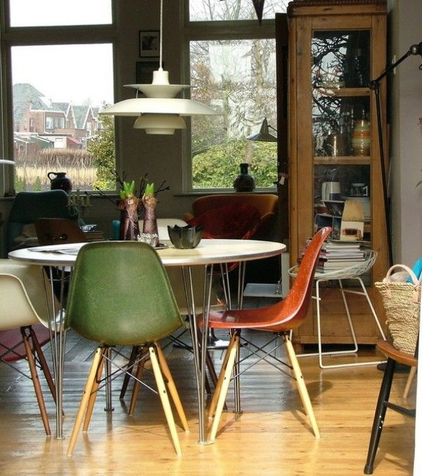 Retro Dining Room Chairs: 25+ Best Ideas About Retro Dining Rooms On Pinterest