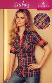 camisas dudalina 2014 femininas - Pesquisa Google