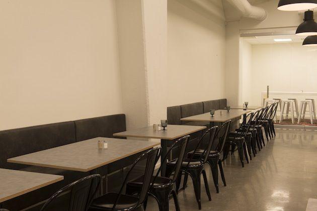 Addfoods lunch restaurang och catering på Telefonplan i Stockholm har Chairs + more /barstolar.nu glädjande levererat stolar till. Alassio stol ger restaurangen ett läckert och modernt utseende!