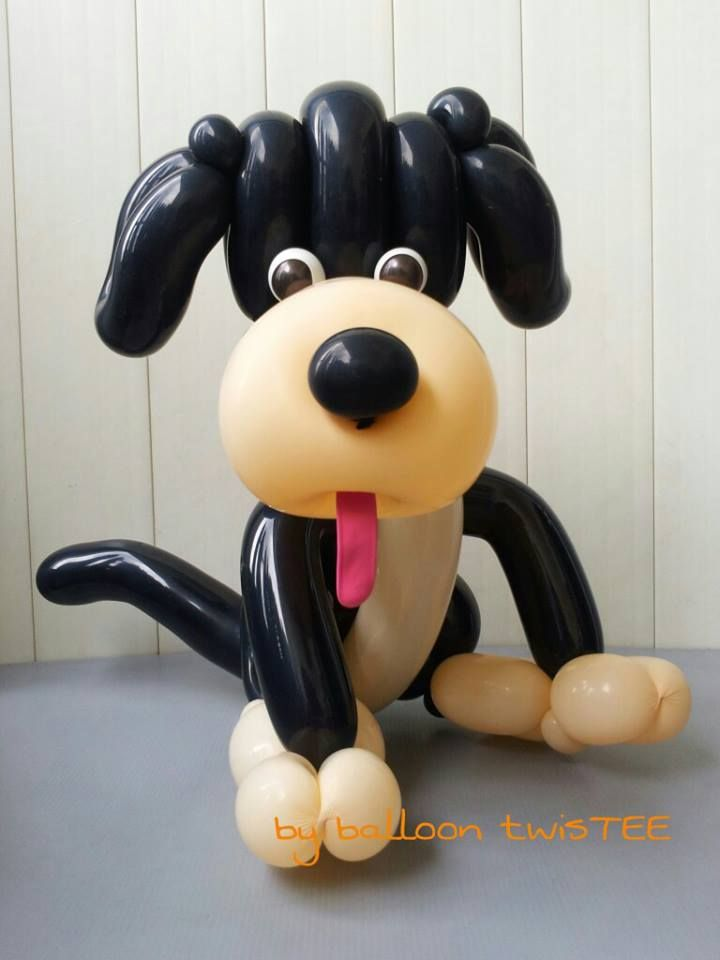 Perro de globos   -   Balloon dog…