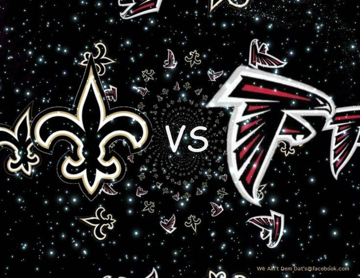 Saint's VS Falcons