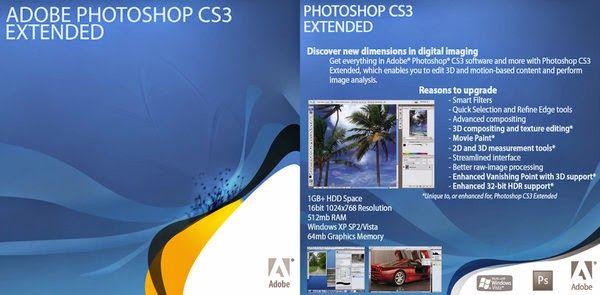 Adobe Photoshop CS3 Full Free Download - softchase