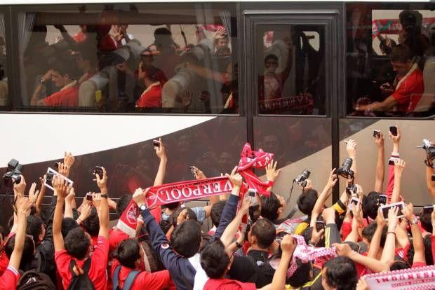 Antisuasme Menyambut Liverpool di Indonesia