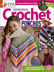 Crochet PONCHOS 2016