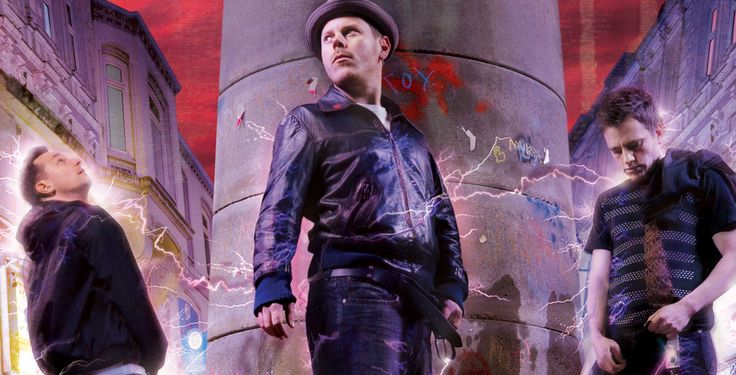 """Fettes Brot - """"Strom und Drang"""" - CD-Tipp - Doktor Renz, König Boris und Björn Beton sind wieder da. Drei Jahre nach """"Am Wasser Gebaut"""" legen Fettes Brot nun ihr achtes Studioalbum vor."""